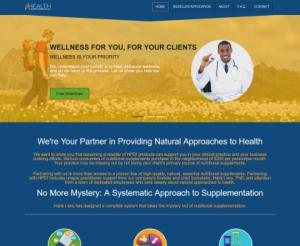 Health Products Distributors International, Tucker Strategic Consulting